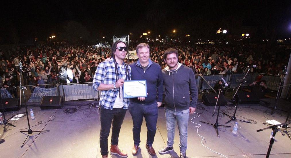 Miles de vecinos disfrutaron de los festivales para la juventud y la familia en Burzaco