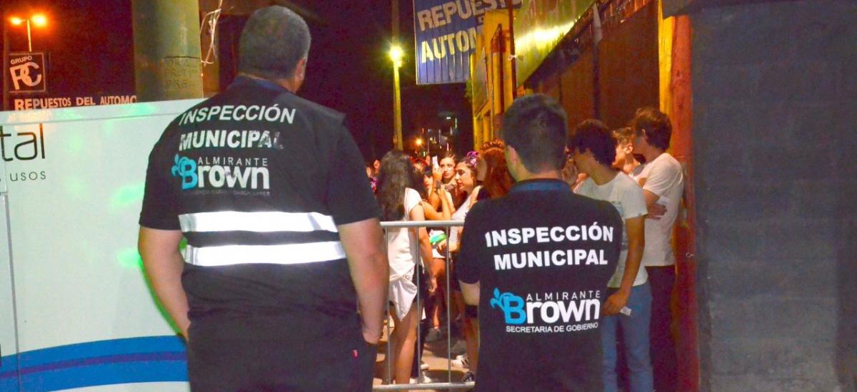 Más de 30 mil jóvenes de Brown participaron de las fiestas de egresados cuidados por el municipio