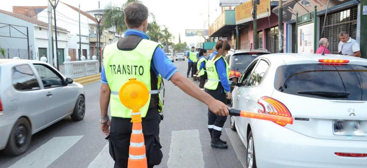 El Municipio secuestró 70 vehículos e incautó 281 licencias  en operativos de tránsito