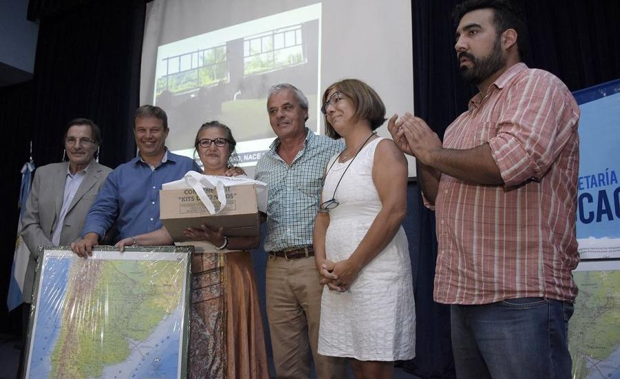El Municipio de Alte. Brown pone en marcha un programa de alfabetización local