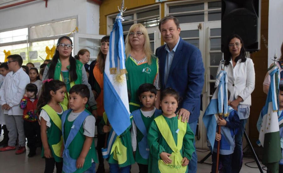 Aniversario de San José: Cascallares destacó obras de agua y cloacas y la construcción de nuevo CAPS