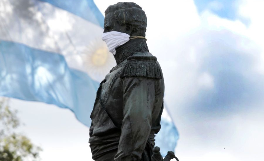 Actos y eventos virtuales por el 147° aniversario de Almirante Brown