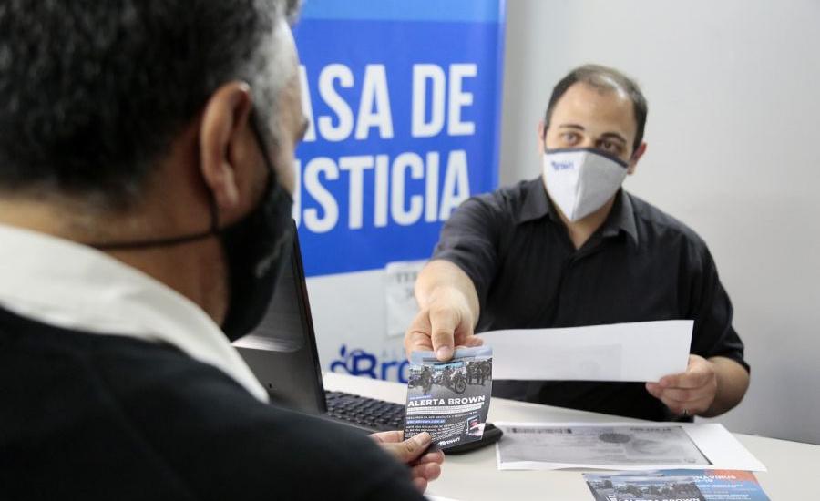 El municipio resuelve conflictos vecinales y familiares de forma virtual