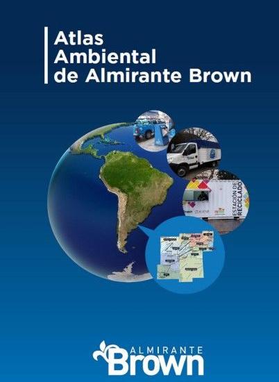 El municipio presentó el atlas ambiental de Alte Brown como herramienta para docentes