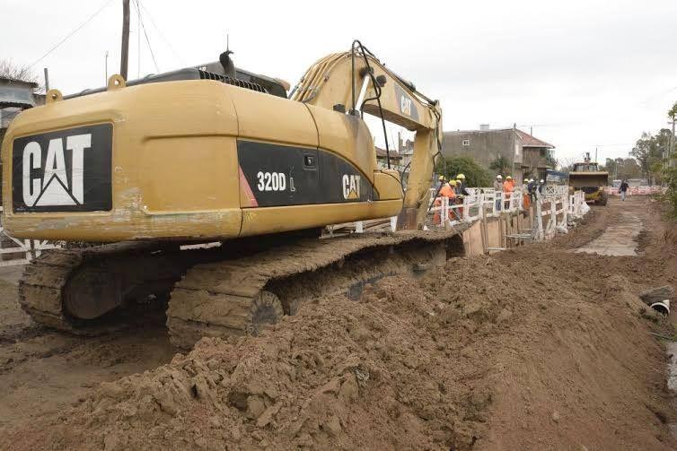 """Cascallares: """"en cuatro meses logramos que 5.000 vecinos accedan a las cloacas y otros 10 mil al agua potable"""