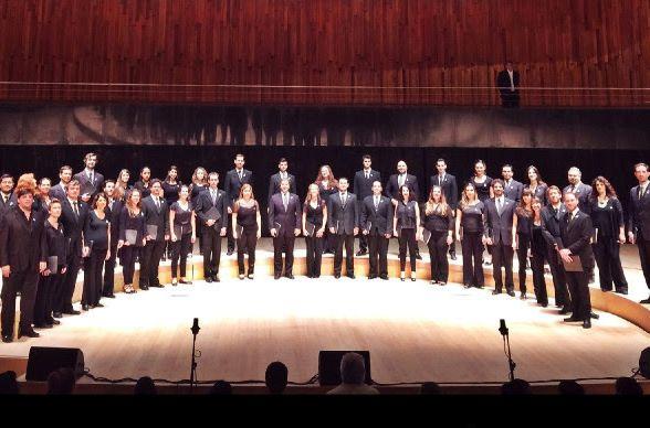 El Coro nacional de jóvenes se presenta mañana en la Casa de la Cultura