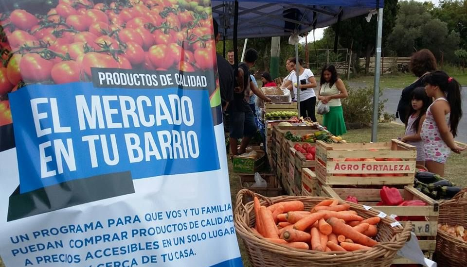 Esta semana, el mercado en tu barrio en Burzaco, Glew, Malvinas Argentinas, Don Orione y Adrogué