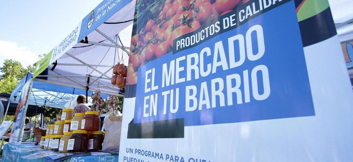 El mercado en tu barrio vuelve a Don Orione y Mármol