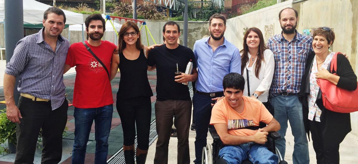 Brown expuso en Mercociudades su proyecto accesible ante delegaciones sudamericanas
