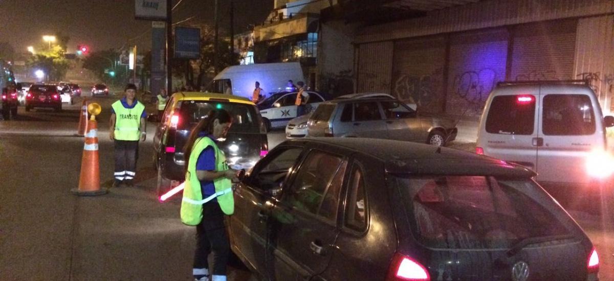 Operativo antipicadas en Burzaco: secuestraron automóviles y motos