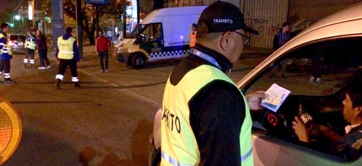 El municipio de Almirante Brown multiplica los operativos de tránsito y antipicadas