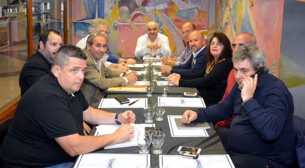 En Almirante Brown, municipios acuerdan articular políticas en materia de tránsito
