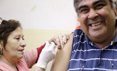 Más de 30 mil vecinos ya se vacunaron contra la gripe en Alte. Brown