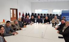 Cascallares encabezó reunión de gestión con el gabinete productivo local