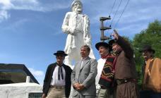 Cascallares participó de homenaje al gaucho en Burzaco
