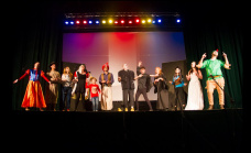 El municipio de Alte Brown presentó una nutrida agenda de shows y actividades para vacaciones de invierno