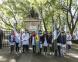 Pueblo y Gobierno de Almirante Brown le rindieron homenaje a Esteban Adrogué a 116 años de su fallecimiento