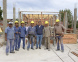 Cascallares destacó el avance de las obras de construcción y ampliación de los Centros de Atención primaria de la Salud