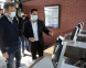 Lanzan sistema que toma la temperatura corporal en estación de Burzaco