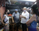Cascallares entregó equipamiento a cooperativa de Malvinas Argentinas